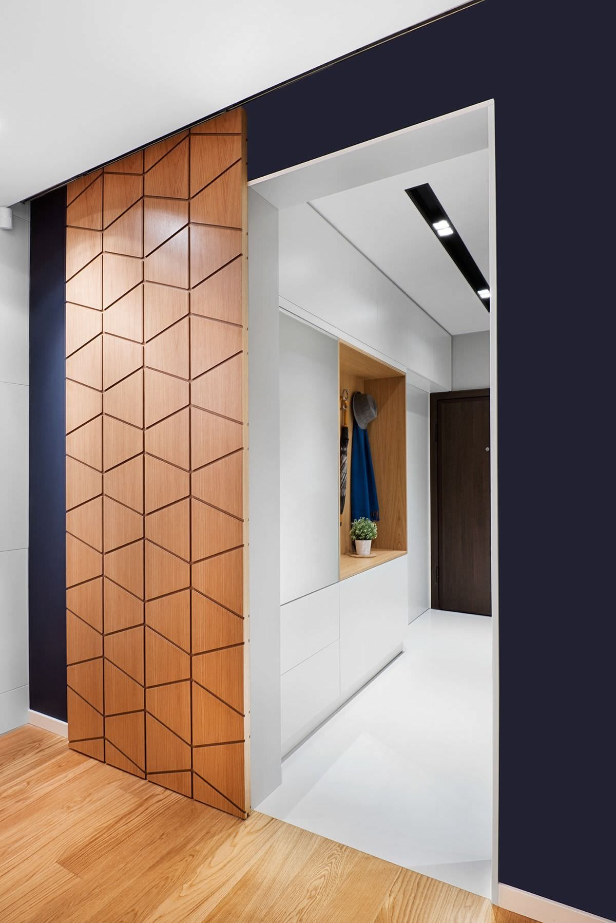 Porte scorrevoli guida alla scelta 40 idee moderne for Sala design moderno