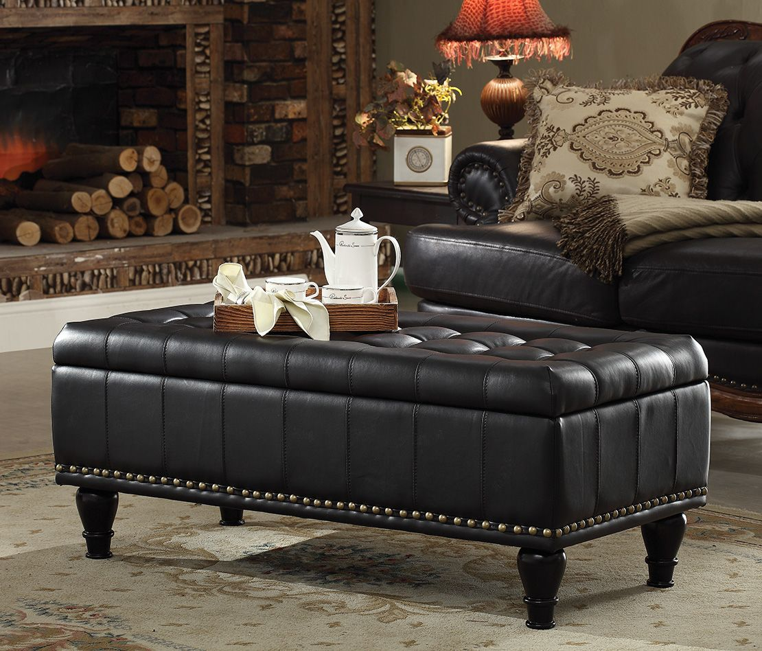 Have You Seen The Inspired By Bassett Line We Have Partnered With Bassett Furniture To Bri Leather Ottoman Coffee Table Square Storage Ottoman Leather Ottoman [ 948 x 1110 Pixel ]