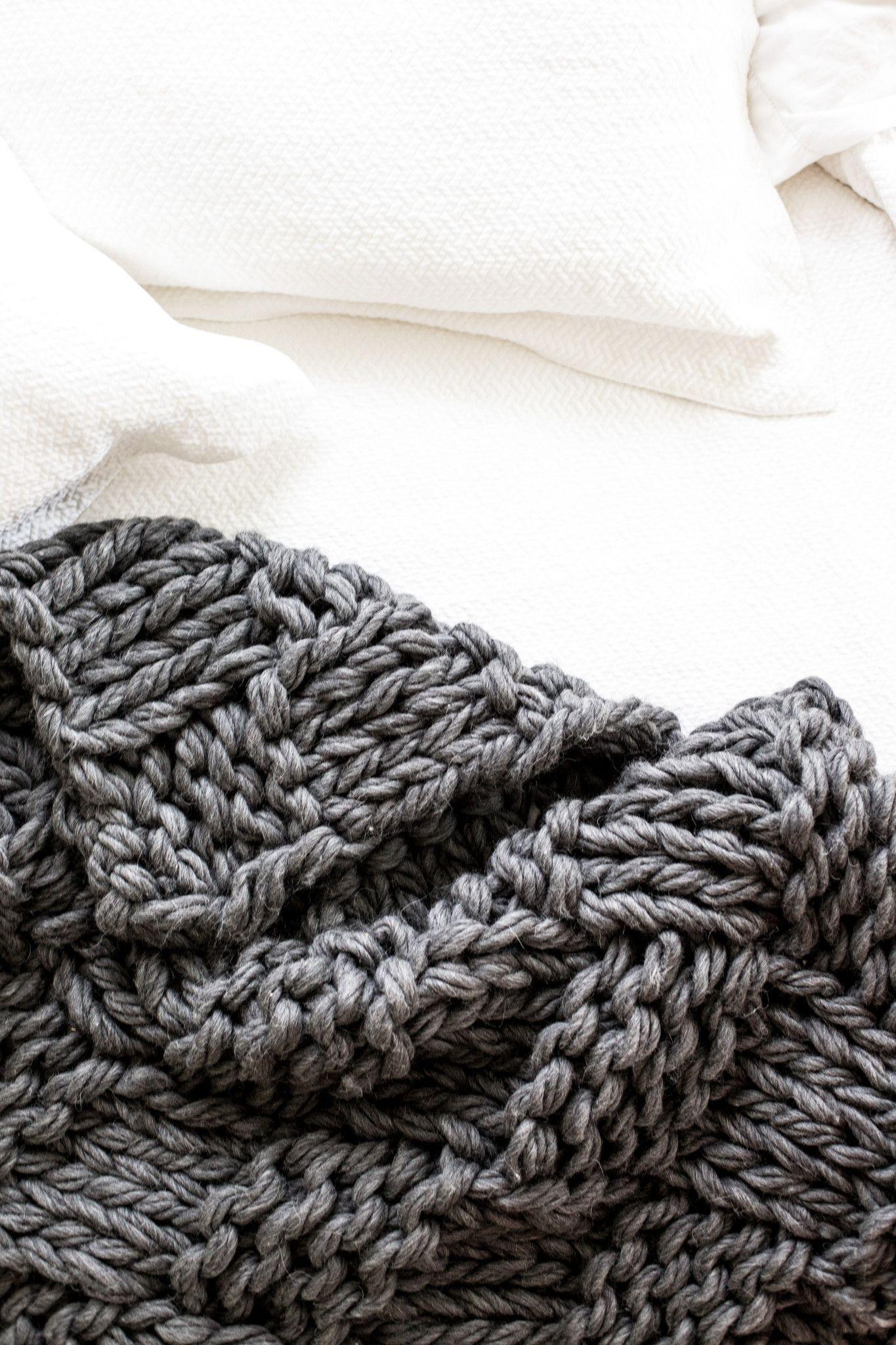 Custom Made Arm Knit Blanket Knus Pinterest Breien Breien En