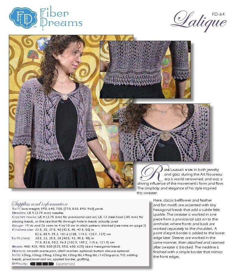 Patternfish The Online Pattern Store Knitting Pattern Weaving