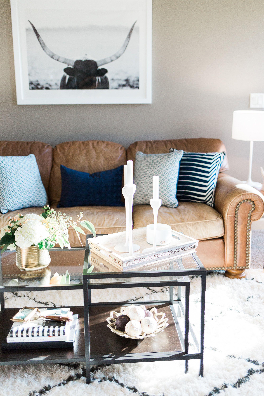 The Brunette One Havenly Living Room Makeover