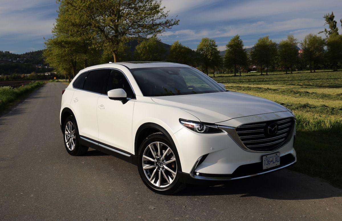 2019 Mazda CX9 Signature Review Mazda cx 9, Mazda, Best