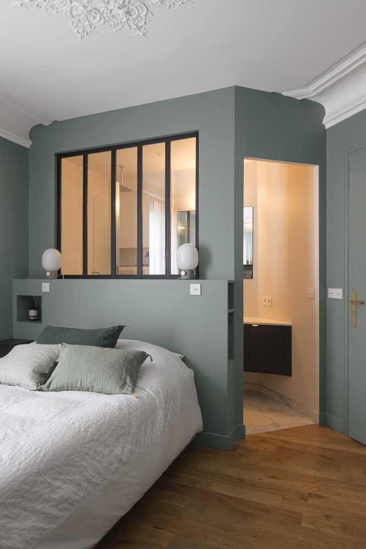 Les 20 plus belles verrières qui nous inspirent  Chambre design