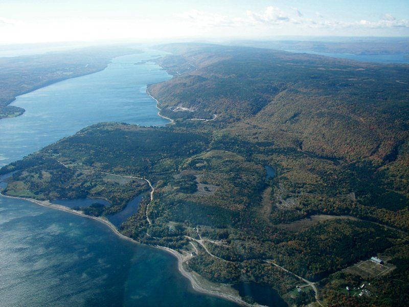 The Bras D Or Cape Breton Nova Scotia Places To See