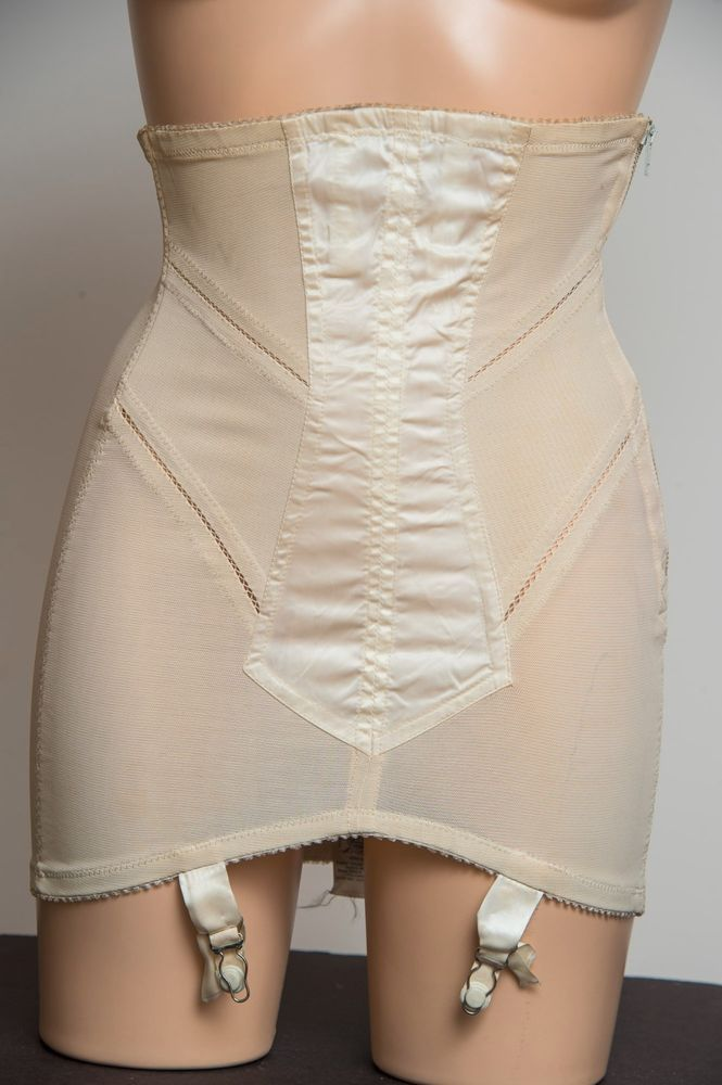 vintage vintage girdles girdles satin,