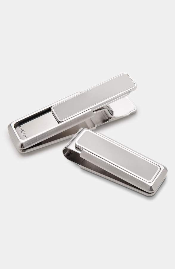cb6b8e322307 M-Clip® Polished Border Money Clip in 2019 | Products | Money clip ...