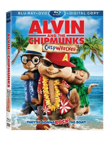 Pin It To Win It Chipmunks Chipwrecked Combopack Giveaway