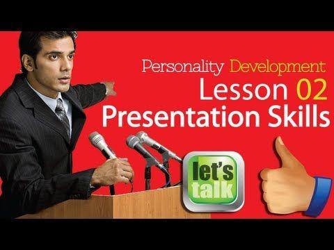 Presentation Skills Personality Development Skills Chapter 03 Presentation Skills Personality Development Presentation