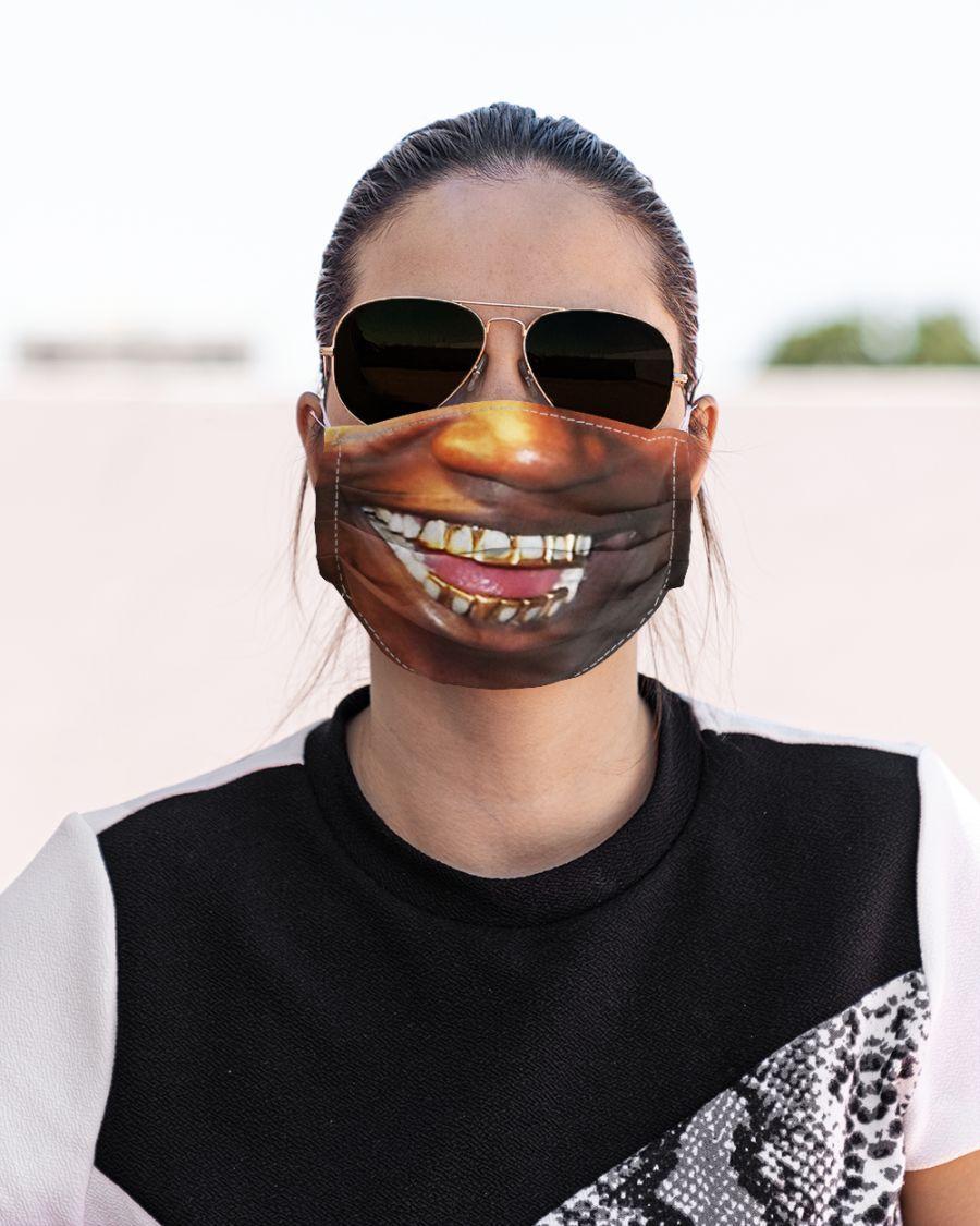 Gucci Mane Cloth Face Mask Face Mask Gucci Mane Face