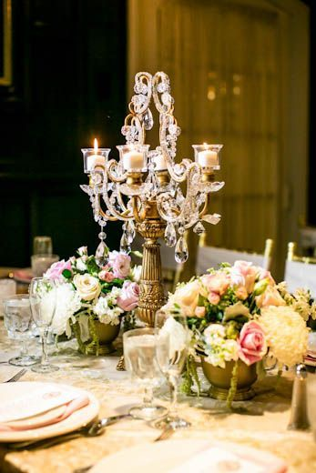 Beautiful Diy Victorian Wedding Centerpieces With Plate