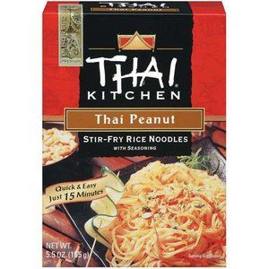 Thai® Kitchen Thai Peanut Noodle Kit 5.5 oz. Box | Sauces, Dr. oz