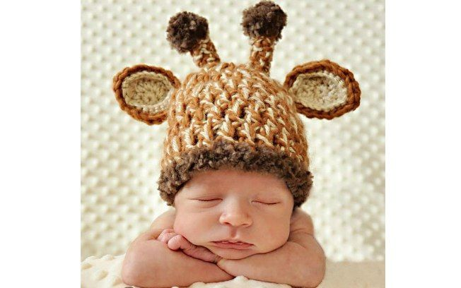 60 modelos de toucas para bebês e crianças  c423a811e9b