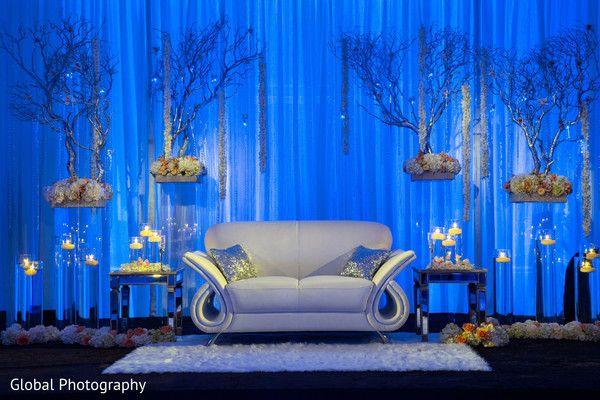 South Indian Wedding Decoration Ideas: Laguna Beach, CA South Indian Wedding By Global