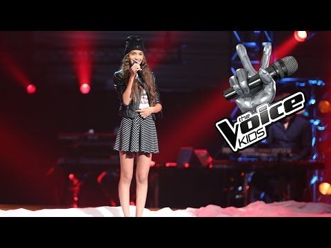 Tyra I Have Nothing The Blind Auditions The Voice Kids 2017 Youtube The Voice Alleen