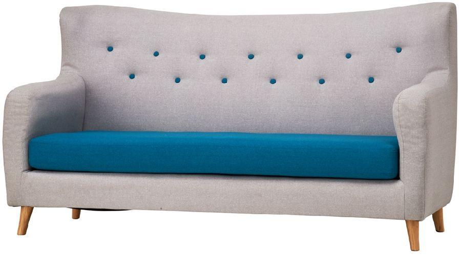 家具 インテリア ホームファッションの21スタイル Two One Style ソファ ソファ スカンディー ソファ3p インテリア 家具 ソファ 家具