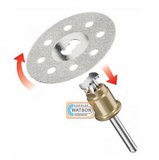 Dremel Multi Tool Accessories S545 Sc545 Sdclic Tile Diamond Cutting Wheel Germany 0611359177765 2615s545jb Multipurpose
