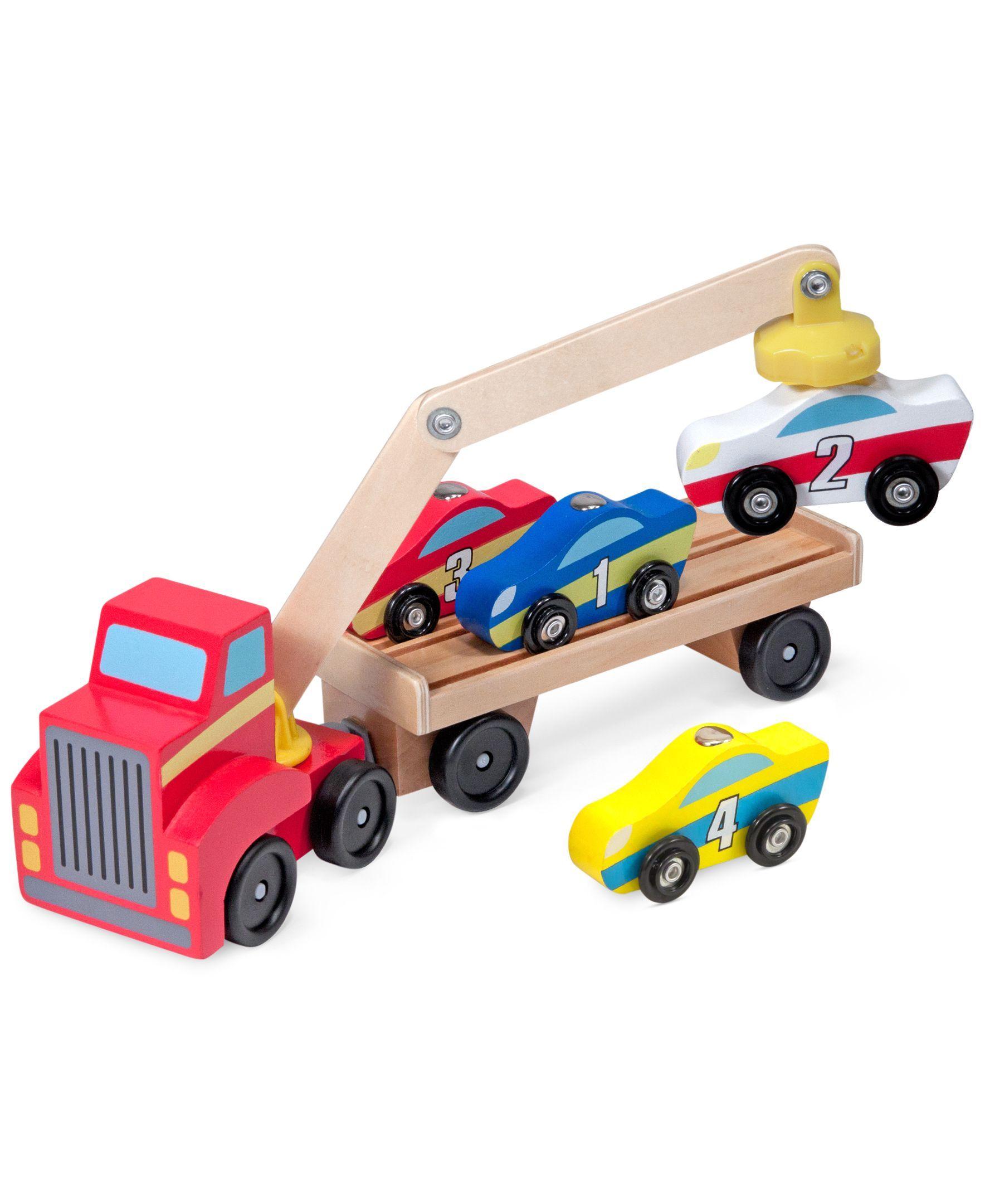 Baby girl car toys  Kidsu Magnetic Car Loader Toy  Averyus Wish List  Pinterest  Toy