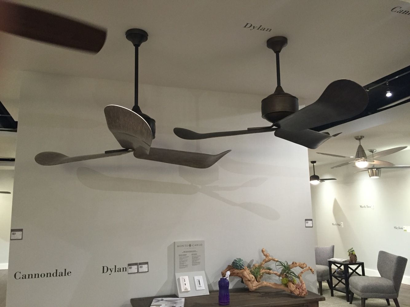 Dylan By Monte Carlo 56 Outdoor Rated 8300cfm Remote Included Aged Pewter Or Aged Brass Ceiling Lights Ceiling Fan Decor