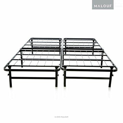 Structures Highrise Lt Foldable Bed Base Platform Bed Frame And