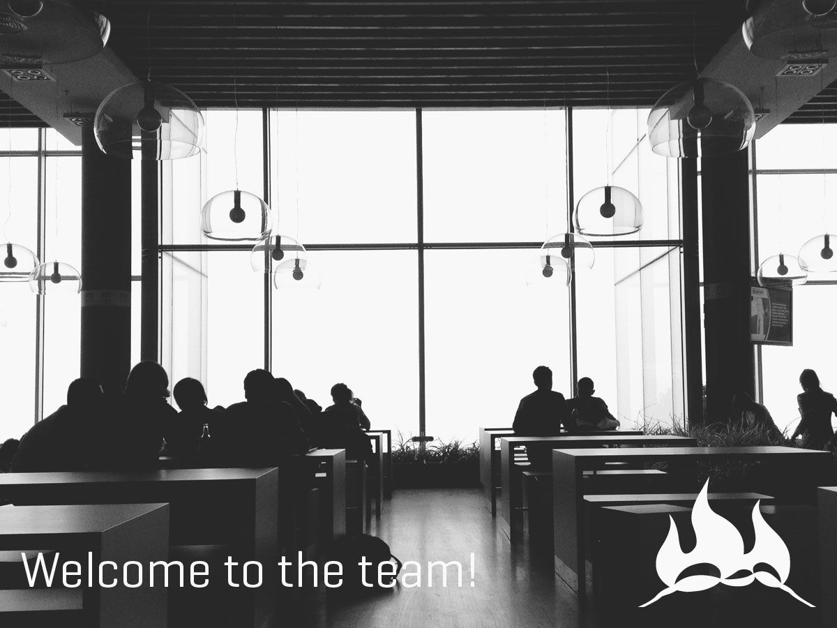 Welcome to the team, Amy J!