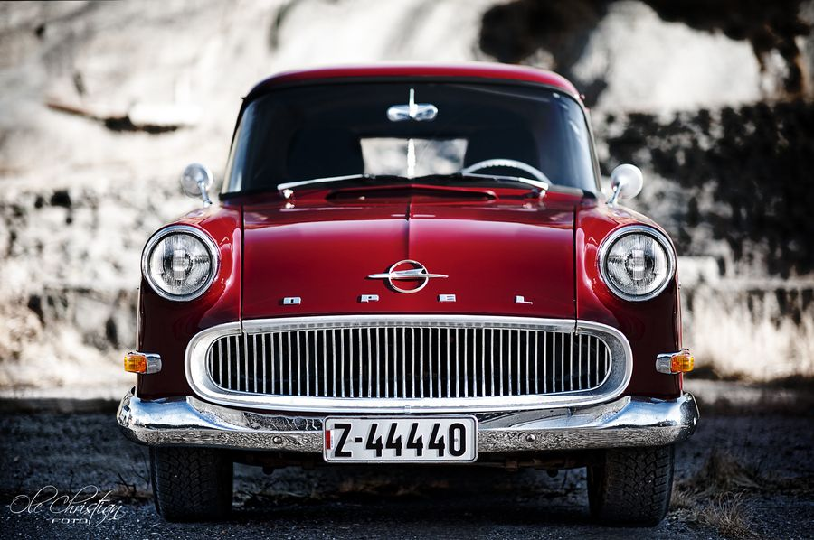 Opel  by Ole Christian Dalseth on 500px