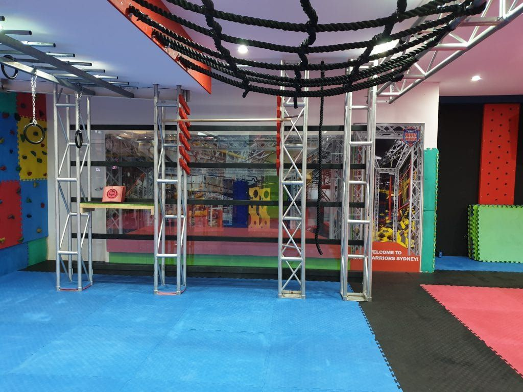 About us ninja warrior kids birthday party venues