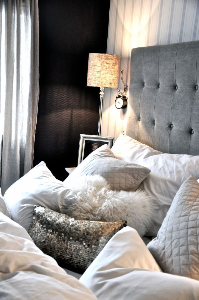 Apartment ideas & Pin by emilia on BEDROOM | Pinterest | Bedrooms Red accents and ... pillowsntoast.com