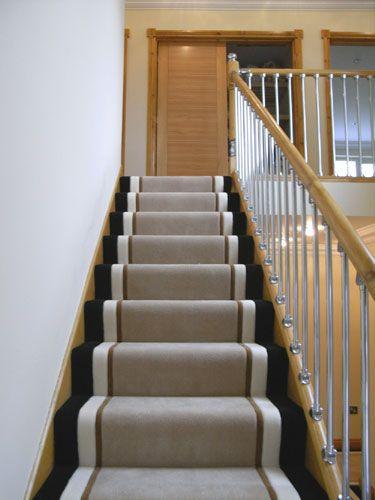 Carpet stairs design ideas