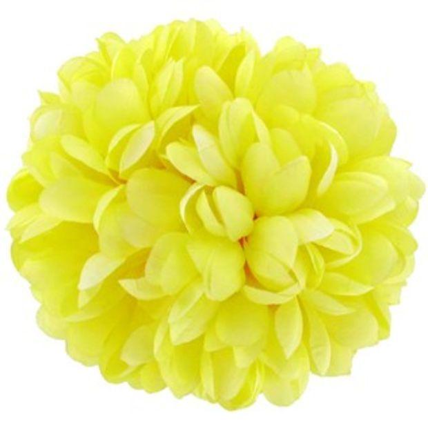 7 Yellow Hanging Mum Ball Shop Hobby Lobby Hobby Lobby Hobby Good Day Sunshine