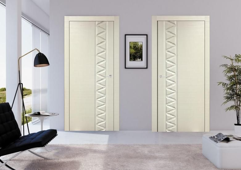 Transitional Style Interior Doors Are Best Described Like A