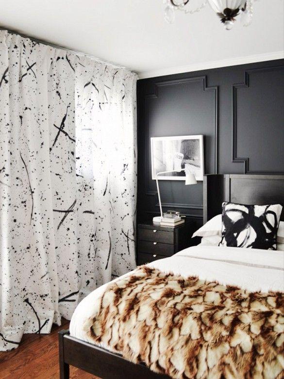 Splatter Paint Bedroom On Pinterest Kids Room Lighting