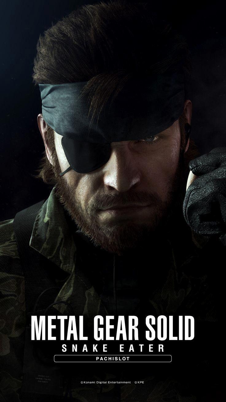 Pin By Didi On メタルギア Metal Gear Solid Snake Metal