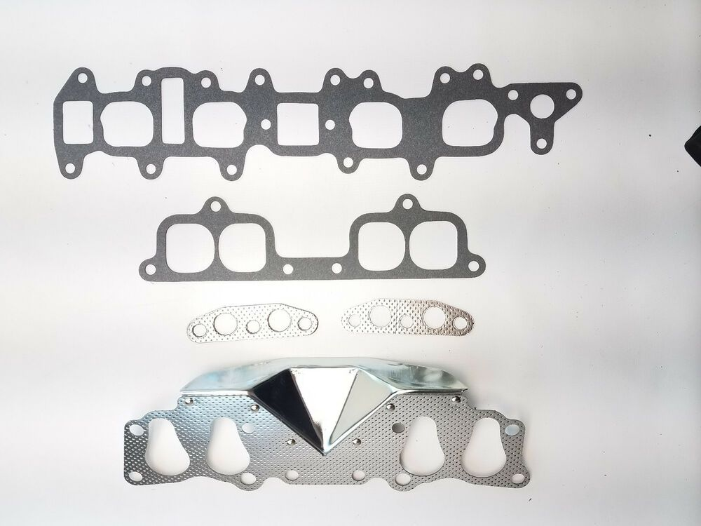 Sponsored eBay) 85-95 Toyota 22RE Exhaust & Intake Manifold