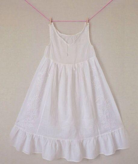 46cbfd964e Pijamas y camisones para niñas realizados en el mejor algodón http   www.