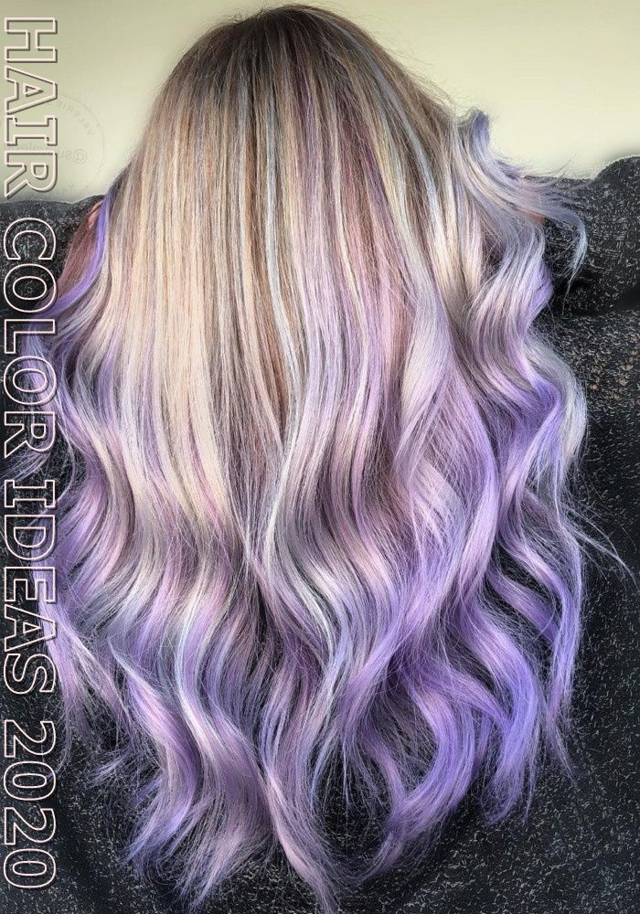 24+ Best Hair Color Ideas 2020  What is the gentlest hair color? HAIR COLOR IDEAS 2020 BEST