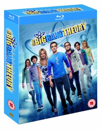 Big Bang Theory: Seasons 1-6 [Blu-ray] Great gift for college students or anyone else.
