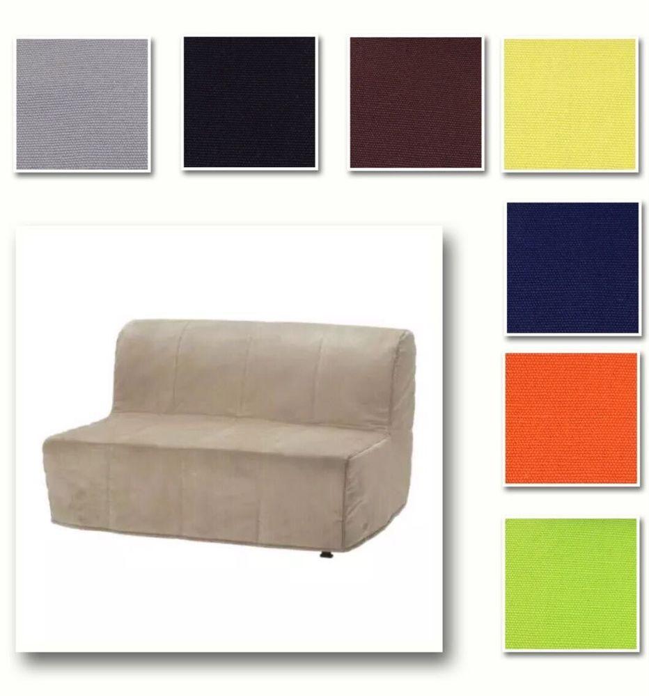 Ikea Lycksele Sofa Bed Cover Ebay