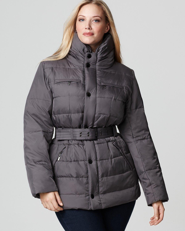 Trendy Plus Size Puffer Coats | Clothing Catalog | Pinterest ...