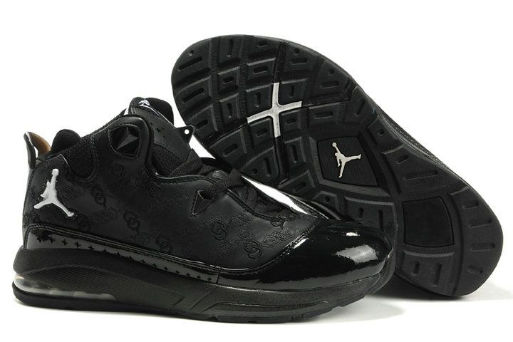 Carmelo Anthony Shoes Black  86bdaa795
