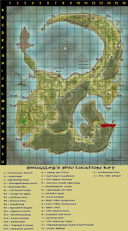 Pirate Island Pirate Island Cartography u0026