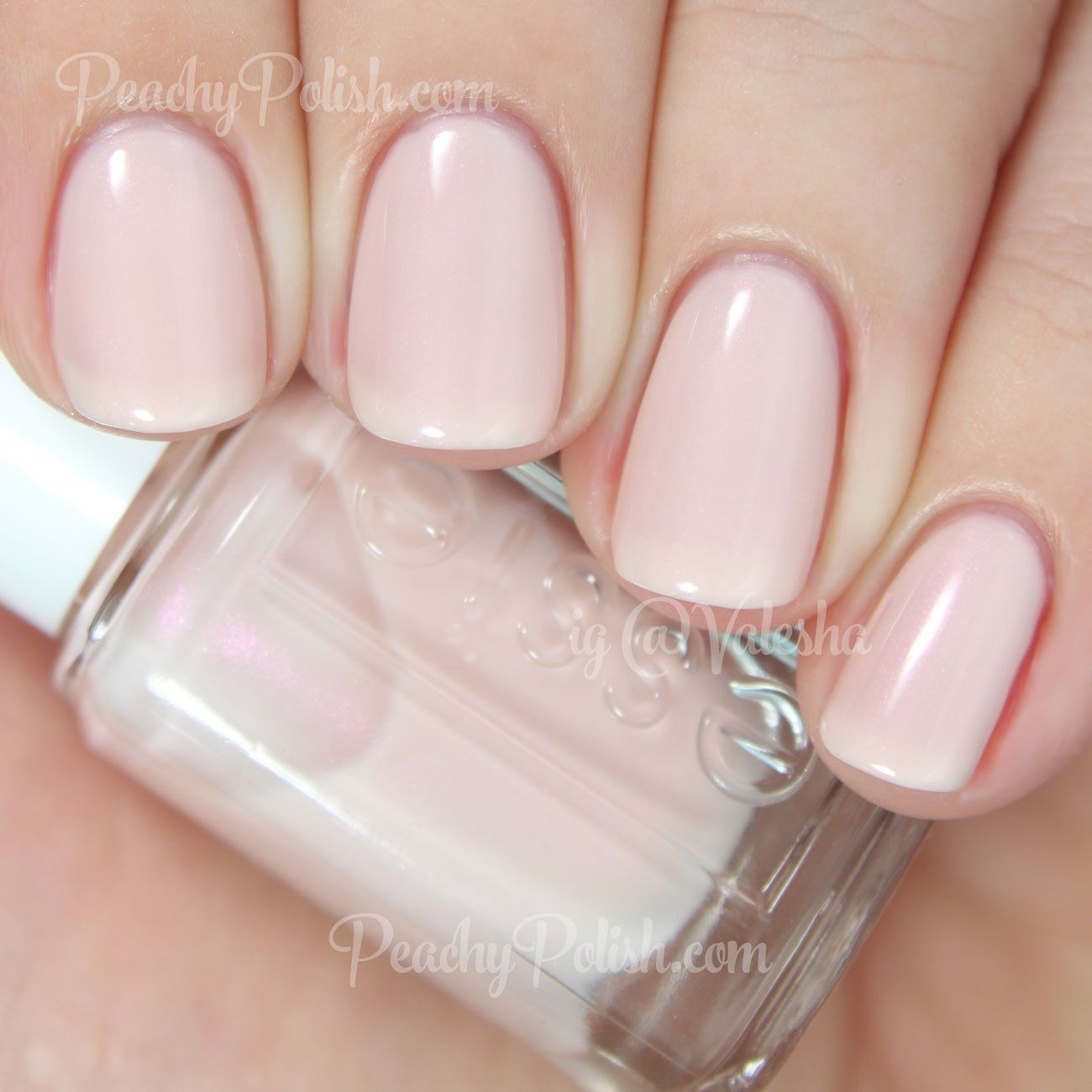 Image result for essie nail polish pink with green sparkle | Kiss ...