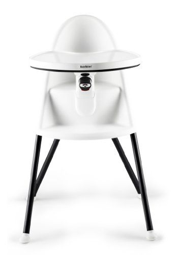 BabyBjorn Highchair (White) Baby Bjorn amazon.co