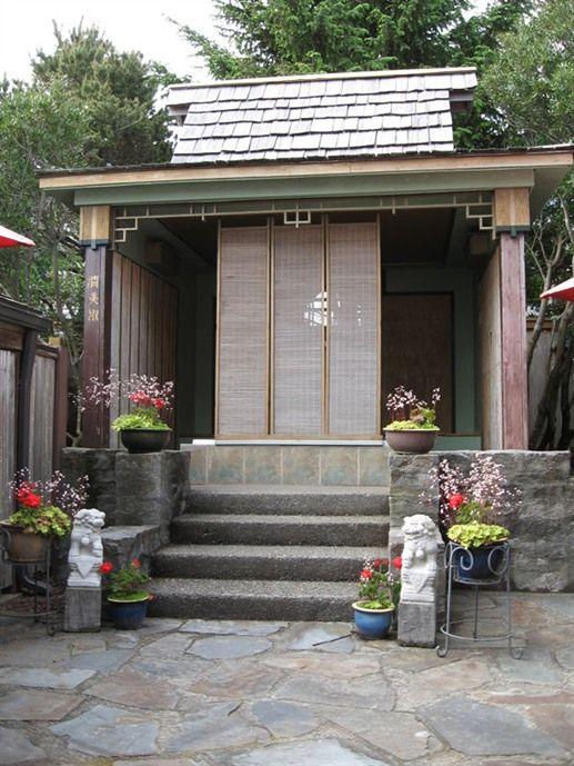 Zen Garden Bed And Breakfast In Manzanita Oregon