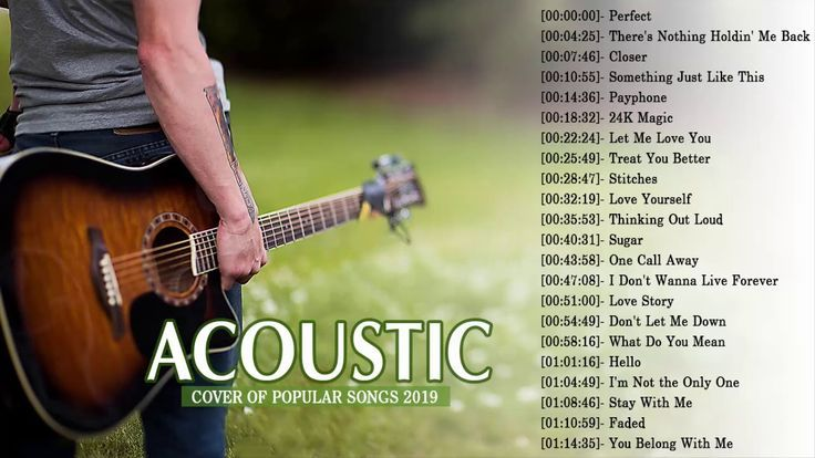 Top Acoustic Guitar Covers Of Popular Songs Best Instrumental Music 2019 Con Youtube Mp3 Downloader Youtube Music Converter Guitar Songs Music Converter