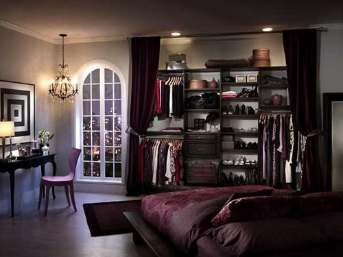 Inloopkast Met Moeilijkheidsgraad : Bedroom closet interieur pinterest slaapkamer kast en interieur