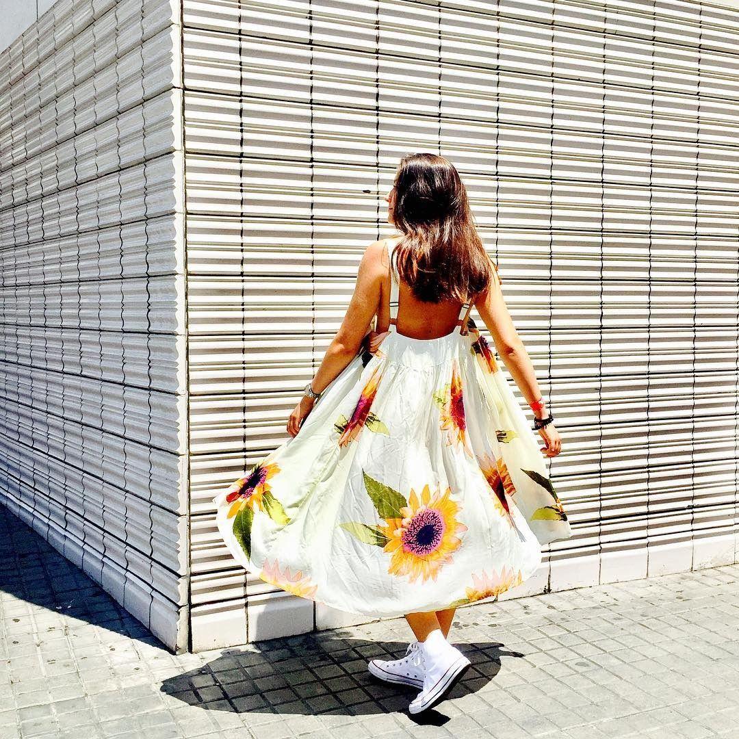 Baby Doll Midi Dress