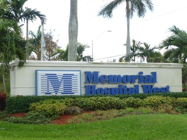 Memorial Hospital West Miramar Memorial Hospital Local Attractions