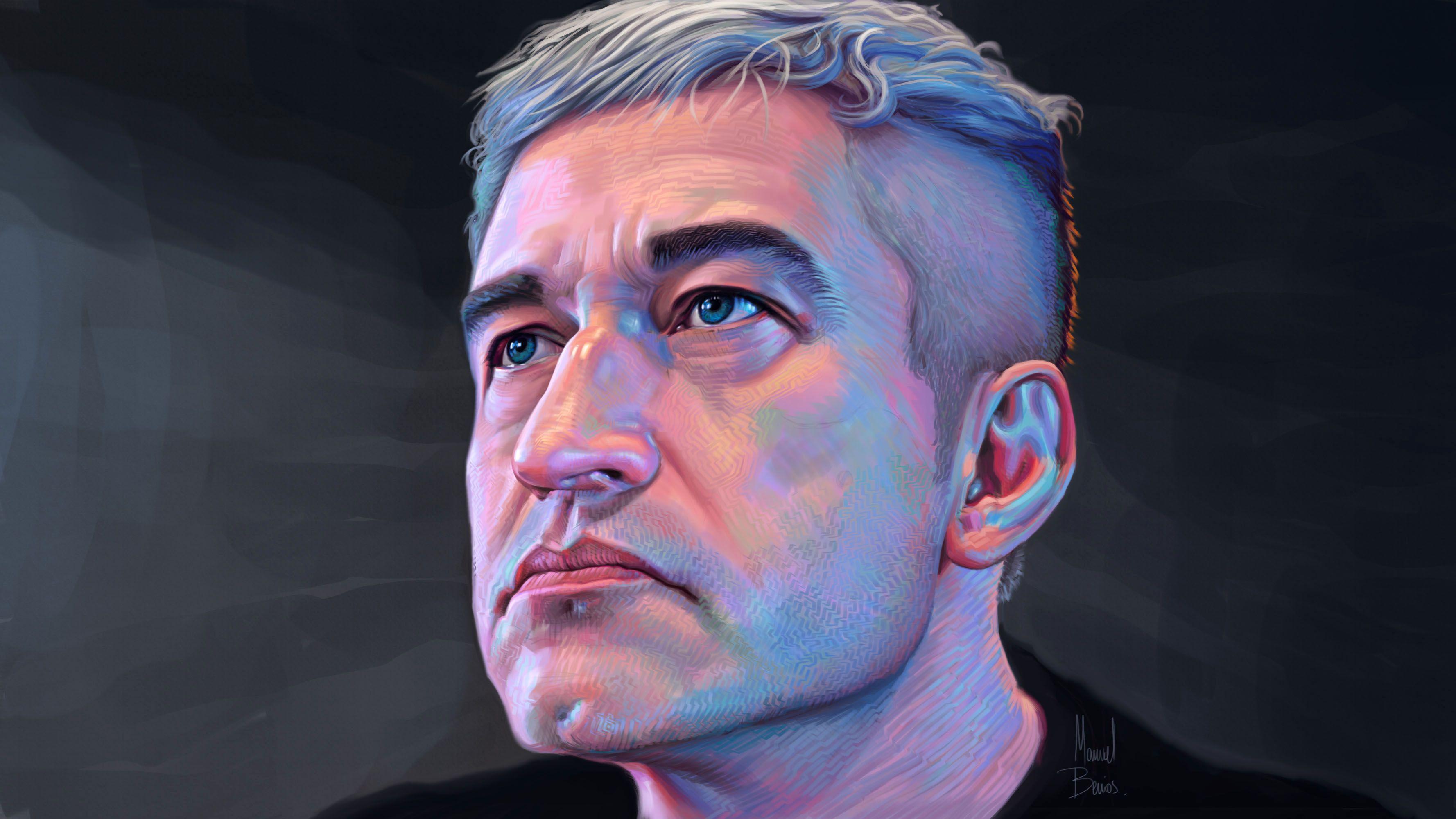 ... Con Mucho Respeto para Jorge González ... by Manuel Berrios C.