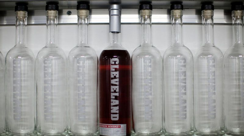 How A Distillery Ages Bourbon In Days, Not Years : The Salt : NPR