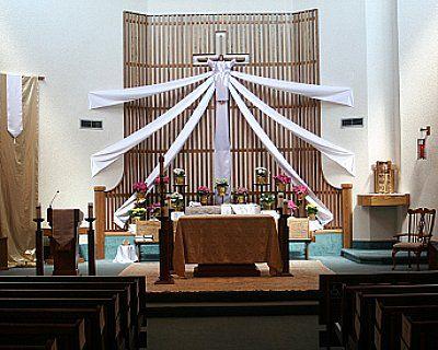 Easter Decorating Ideas For Church art & environment :: st. priscilla catholic church (livonia, mi
